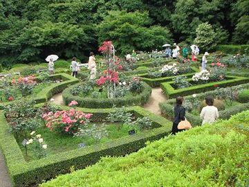 ヨーロッパの庭園