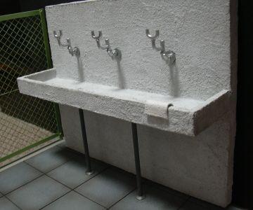 懐かしの『洗眼水栓』