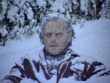 凍死するわな
