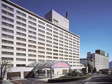杉乃井ホテル・外観