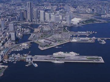 神奈川県横浜市・人口密度、8,470人/km2