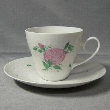 薔薇のカップ