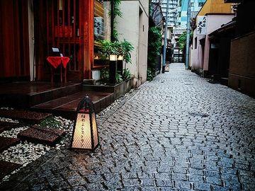 『神楽坂』というと、花街のイメージ
