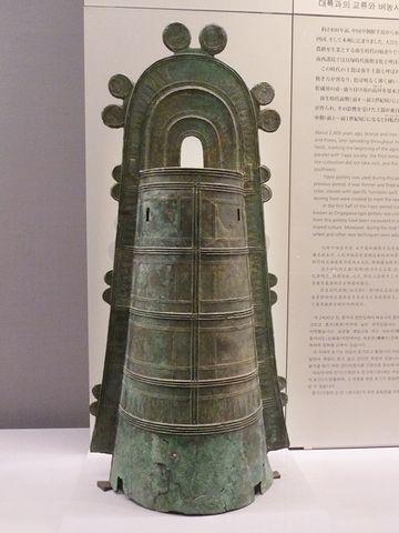再び、銅鐸です