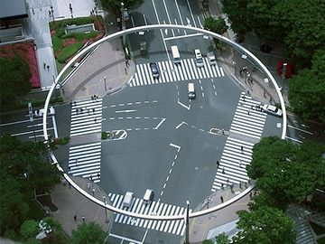 西新宿にある「サインリング」