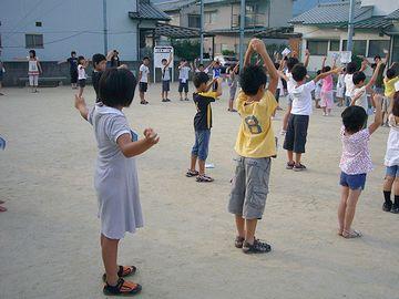日本の夏休み! やっぱり夏はいいなぁ。