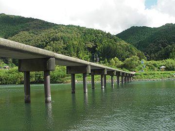 四万十川・沈下橋