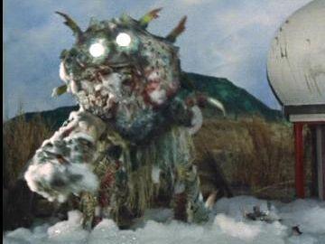 カニ怪獣『ザバミ』