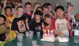 Laser Strike Nozomi's Birthday