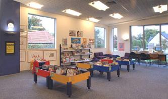 Fendalton Library Children