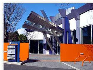 Fendalton Library Outside