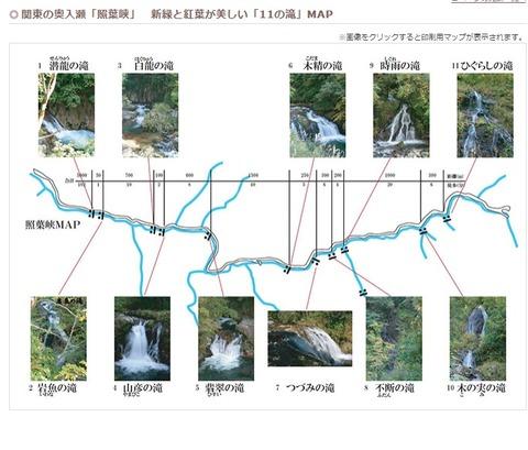 11の小滝