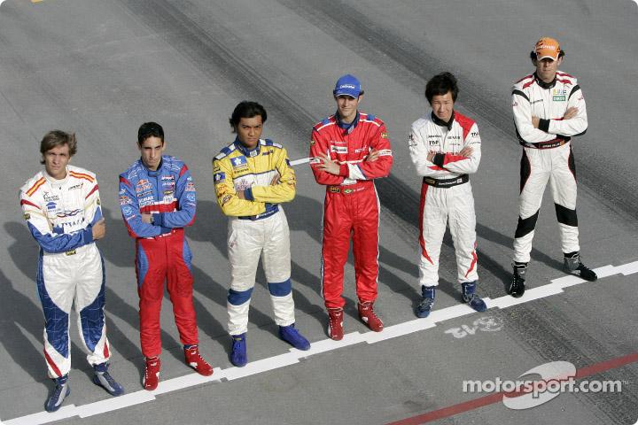小林可夢偉 シリーズ6位:GP2ア...