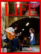 地下鉄のギタリスト