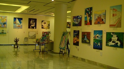 1F展示室2