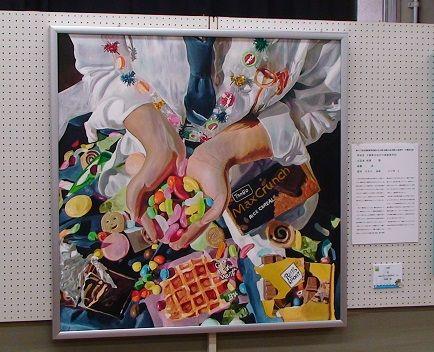 ... 県立松戸六実高等学校美術部