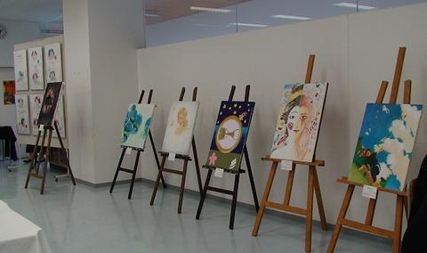 展示の様子2