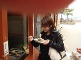 牡蠣食べる2