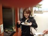 牡蠣食べる1