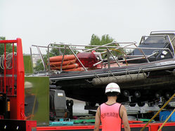消防救助艇RESCUE-MATSUDO-21