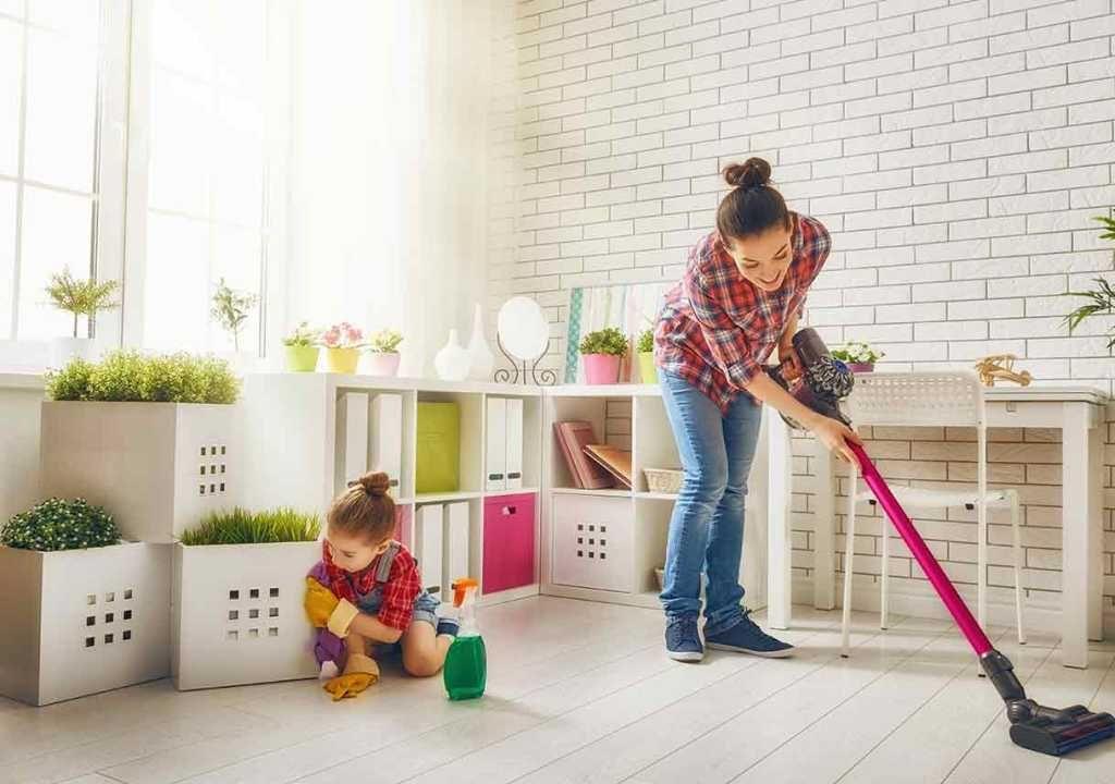 Giữ nhà của bạn sạch sẽ