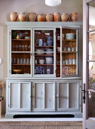 ý tưởng tủ đựng thức ăn trong tủ bếp armoire