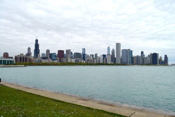 Đường chân trời Chicago