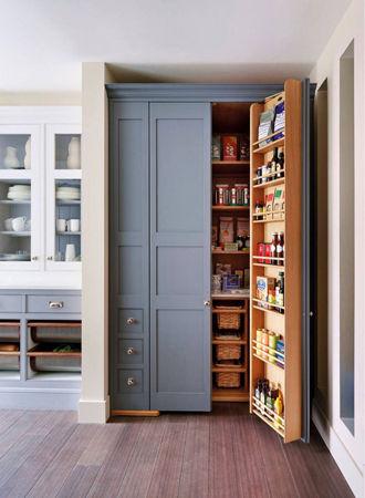 đằng sau cánh cửa tủ đựng thức ăn ý tưởng