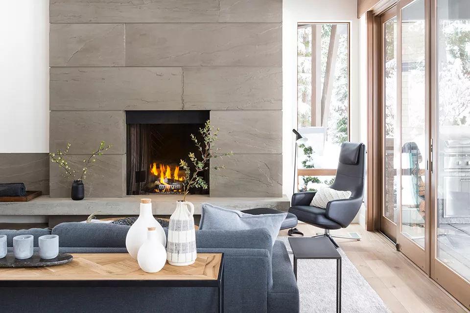 18 kiểu lò sưởi bằng đá tuyệt đẹp cho mọi phong cách thiết kế nhà có lò sưởi 18 kiểu lò sưởi bằng đá tuyệt đẹp cho mọi phong cách thiết kế nhà có lò sưởi y tuong lo suoi su dung da sa thach 10
