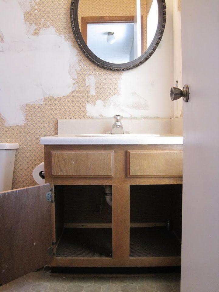 phòng tắm cũ của chủ nhân