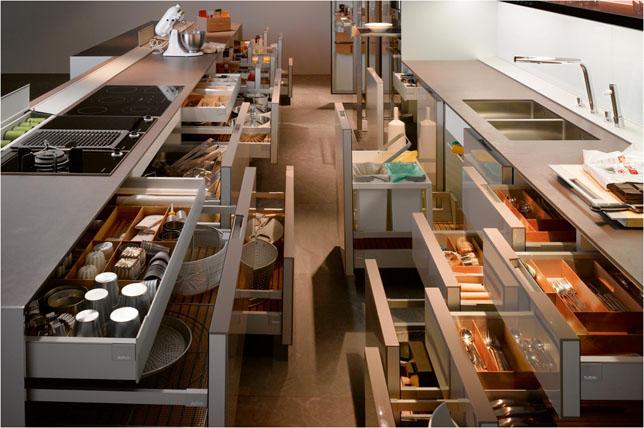 Ý tưởng tủ đựng thức ăn trong tủ đựng thức ăn