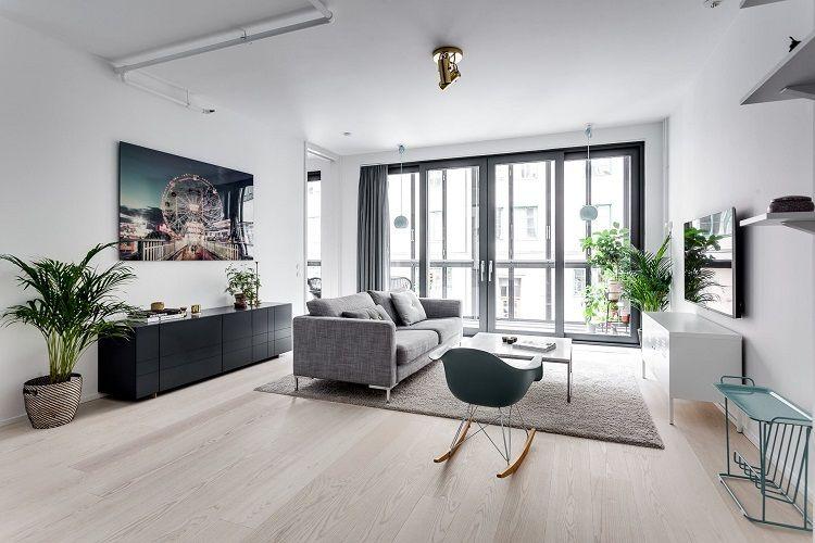 """Những đặc điểm """"không lẫn vào đâu được"""" của không gian thiết kế nội thất phong cách Bắc Âu - Scandinavia"""