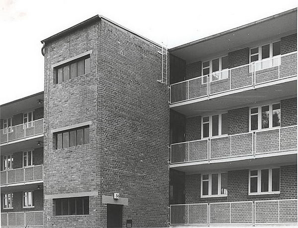 Laubenganghäuser Dessau (Arcade Houses)