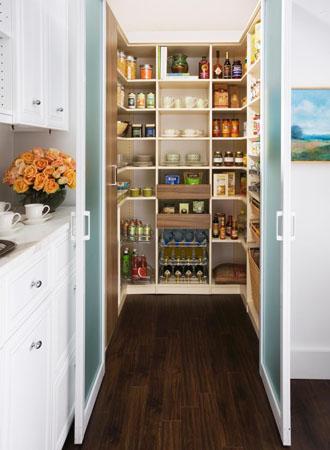 đi bộ Ý tưởng tủ đựng thức ăn trong tủ bếp