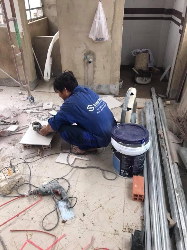 bố trí thiết bị điện trong nhà