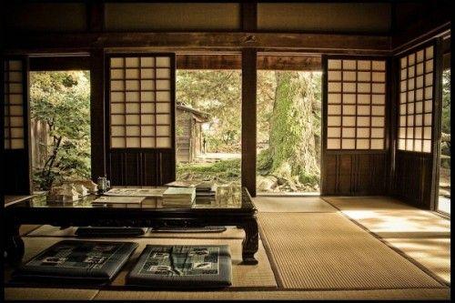 Nội thất phong cách Nhật