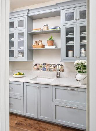 quản gia tủ đựng thức ăn trong tủ bếp ý tưởng