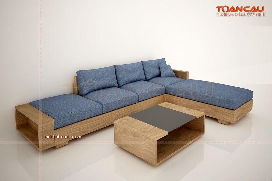 Những mẫu bàn ghế gỗ sồi bền đẹp