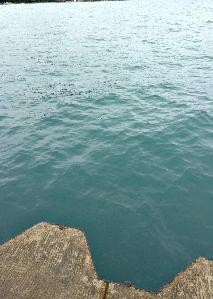 Nước xanh Chicago