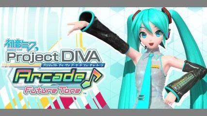 「初音ミク Project DIVA AC FT」がヤフオクに