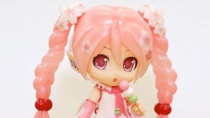ニコ生「ねんどろいど 桜ミク Bloomed in Japan」