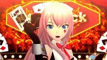 「初音ミク Project DIVA F 2nd」最新動画BJルカと桜の雨も