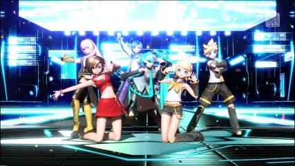 PS4「初音ミク Project DIVA Future Tone DX」
