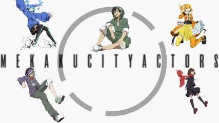 カゲプロ・アニメ「メカクシティ リロード」