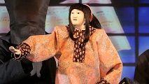 ボーカロイドが文楽人形と共演したオペラ映画
