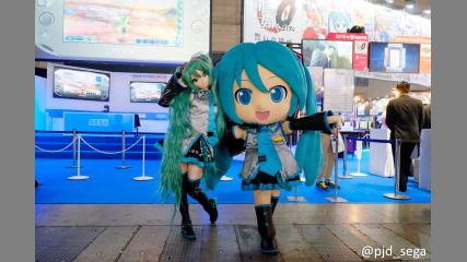 東京ゲームショウ2019でセガから初音ミクさん関連で新情報