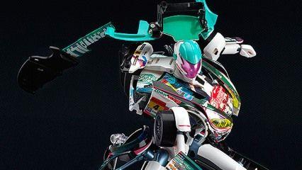 「GearTribe 初音ミクGTプロジェクト 2014Ver.」出荷日確定