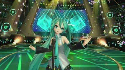 PS4「初音ミク VRフューチャーライブ DEMO」