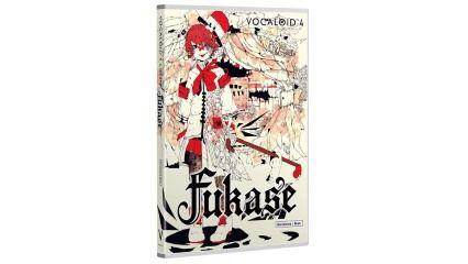 「VOCALOID4 Library Fukase」DL版、1月28日(木)発売