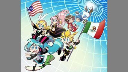 「MIKU EXPO 2018」はUSAとメキシコ開催